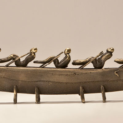 Ceremonial Boat Small