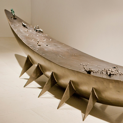 Ceremonial Boat